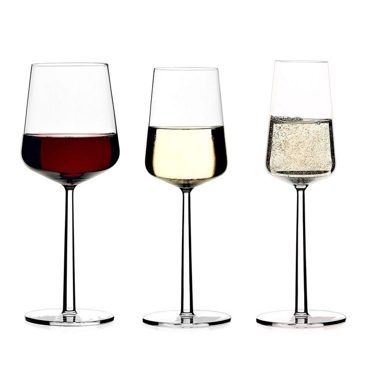Iittala Essence wine glasses