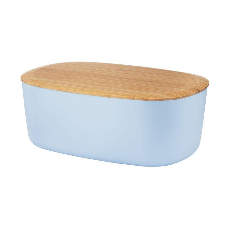Rig-Tig by Stelton - Box-It Brotkasten, blau