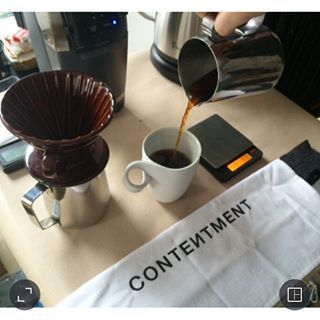 CONTENTMENT #slow #advent #sundaybrunch #product #launch #filtercoffee #contentment #infinitymug