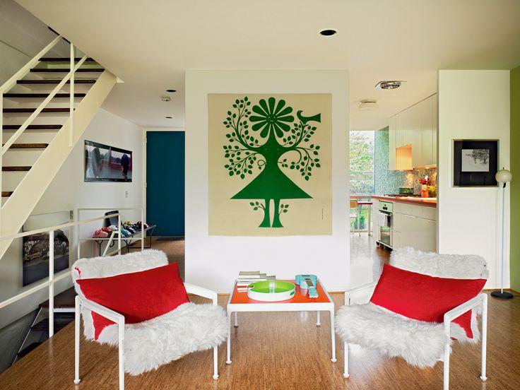 Lafayette Park | Vorbind Despre⎜O creatie de arhitectura moderna renascuta pentru o noua existenta infloritoare.