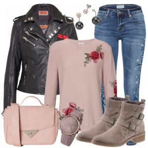 BlueAutumn Outfit - Herbst-Outfits bei FrauenOutfits.de