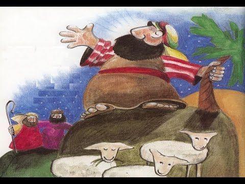 Joram,  de knorrige herder
