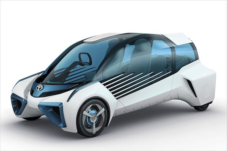 New hydrogen cars Toyota FCV Plus and Honda Clarity Fuel Cell - All About Automotive