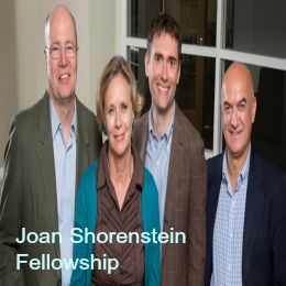 Joan Shorenstein Fellowship at Harvard Kennedy School in USA, and applications are submitted till February 2, 2015.The Shorenstein Center on Media, Politics and Public Policy at Harvard Kennedy School is awarding eight one-semester residential fellowships (September through December or February through May) - See more at: http://www.scholarshipsbar.com/joan-shorenstein-fellowship.html#sthash.VTOCAlYm.GOtSbfrf.dpuf