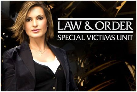 Law & Order SVU ...haven't watched nearly as much since Christopher Meloni (Stabler) left the show...