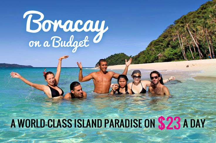 Boracay on a Budget. A World Class Island Paradise in the Philippines on $23 a day © Sabrina Iovino   JustOneWayTicket.com