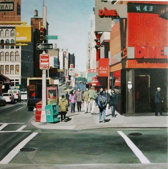 ©Marc Goldstain newyork Street www.bullesconcept.com