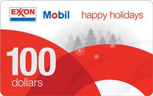 $100 ExxonMobil Gas Gift Card For Only $92!!