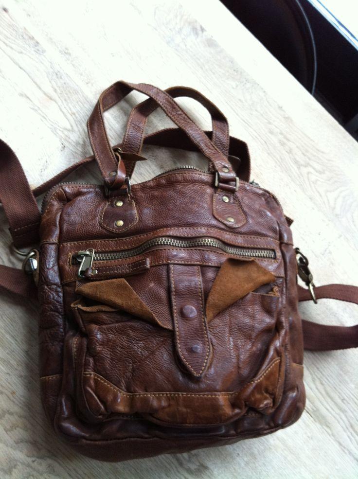 My own cowboys bag ❤