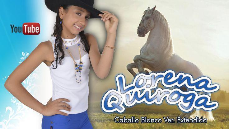 Lorena Quiroga • Caballo Blanco Ver. Extendida