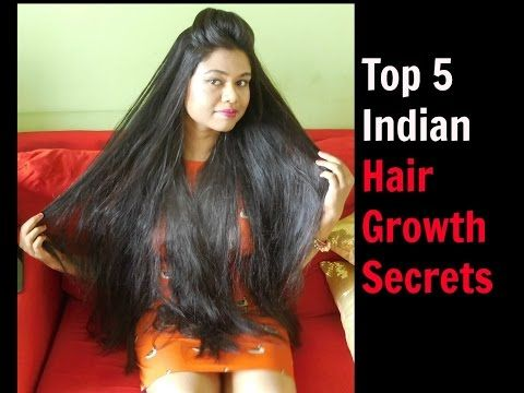 How to Grow Hair Fast: 5 Indian Hair Growth Secrets/ Hair Growth Hacks Everyone Must Know About - YouTube