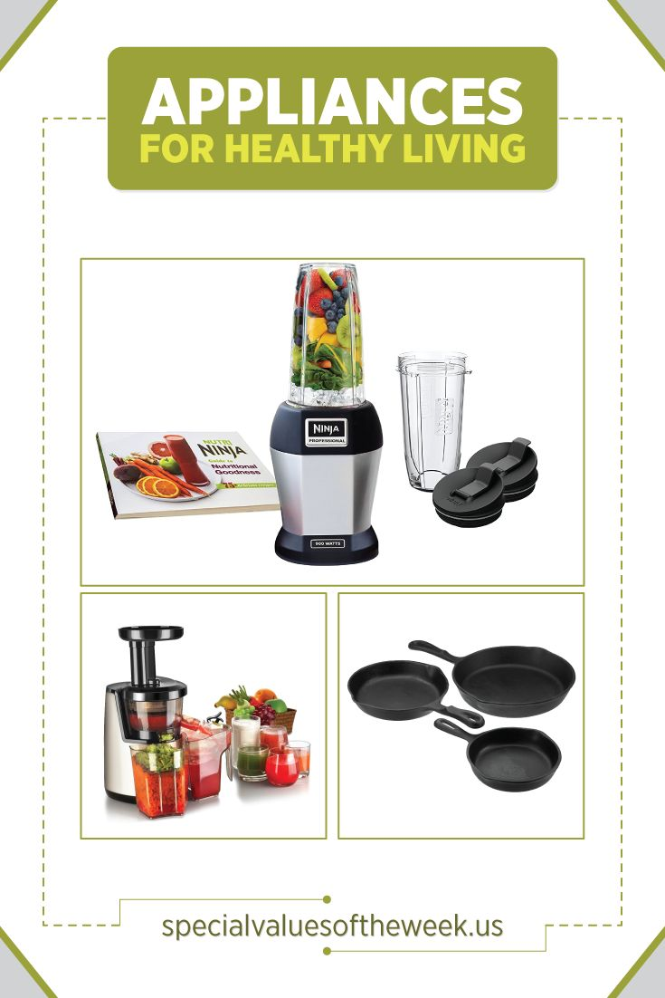 nejlepších obrázků na Pinterestu na téma Appliances for Healthy