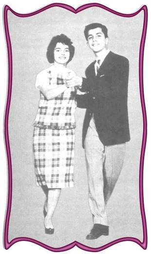 regulars, Kenny & Arlene, on American Bandstand