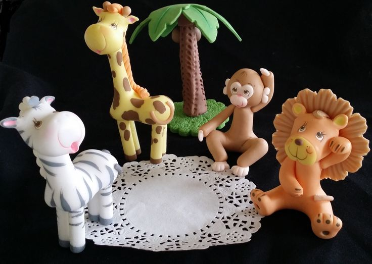 25+ best ideas about Jungle birthday cakes on Pinterest ...