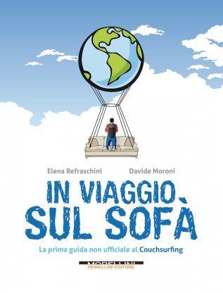 In viaggio sul sofà - Davide Moroni - Morellini - libro Morellini Editore