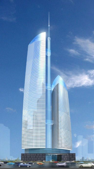 Federation Tower, Moscow, Russia I  Schweger Partner