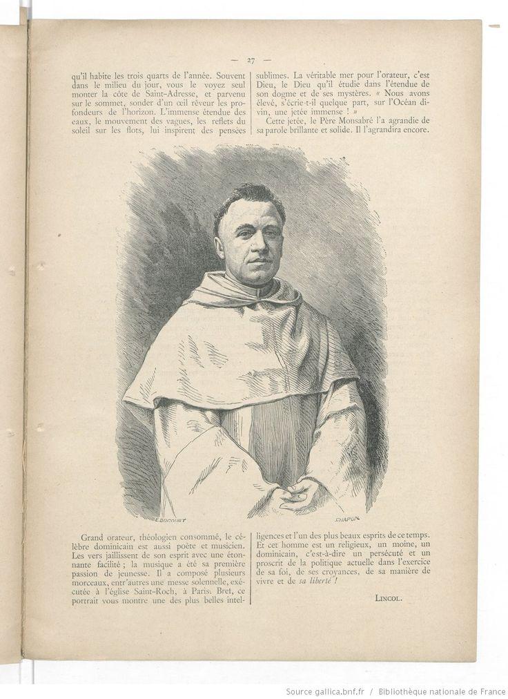 Le père Chapon op. dans le Grand almanach de la famille chrétienne