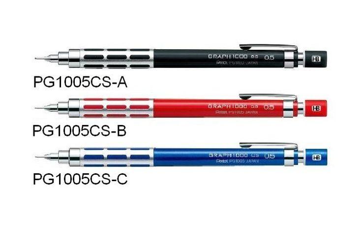 New Pentel Drafting Pencil Graph for Pro PG1005CS Series Japan #Pentel