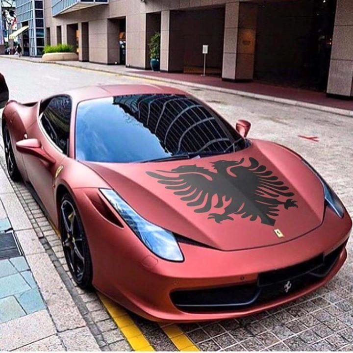 Albanian Cars