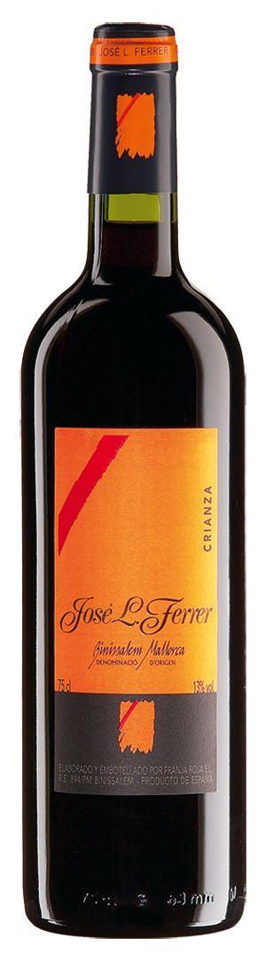 Ferrer Crianza - einer von Mallorcas Ikonen-Weinen: Würzig, gehaltvoll, harmonisch! Spanischer Wein: natürlich bei Chile Wein Contor!