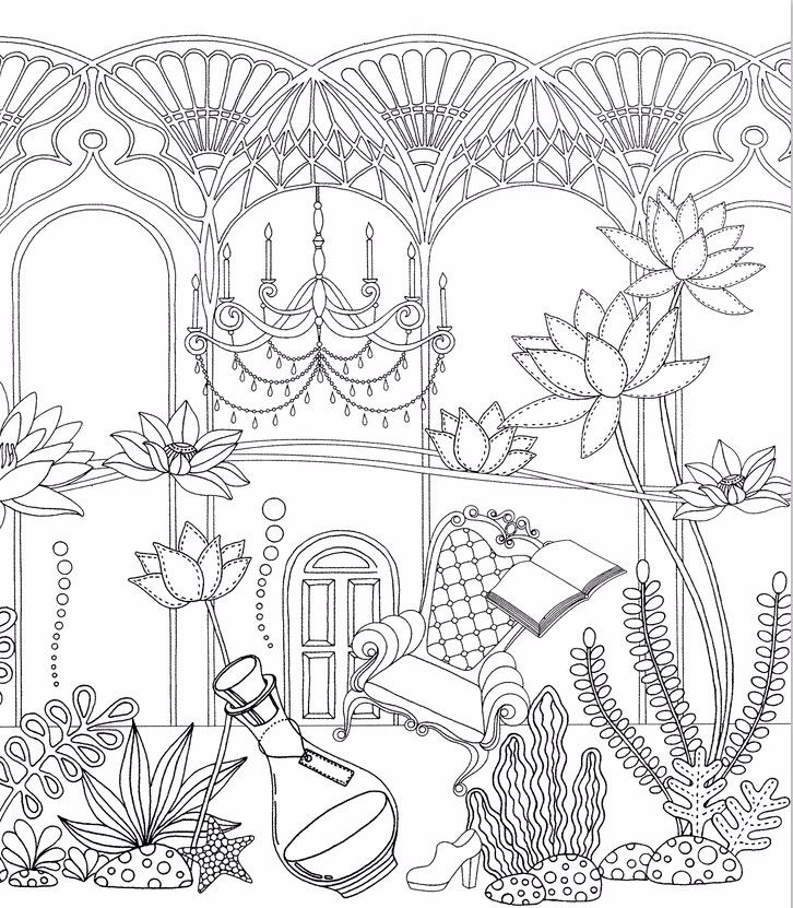 236 best Garden Coloring Pages images on Pinterest | Coloring books ...