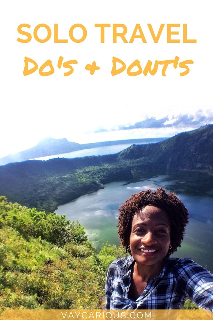 4 Do's and Dont's of Solo Travel. Photography tips and packing hacks for traveling alone. solo female traveling / travelling alone / luggage / photos / bucket list trip planning. #solotravel #traveltips
