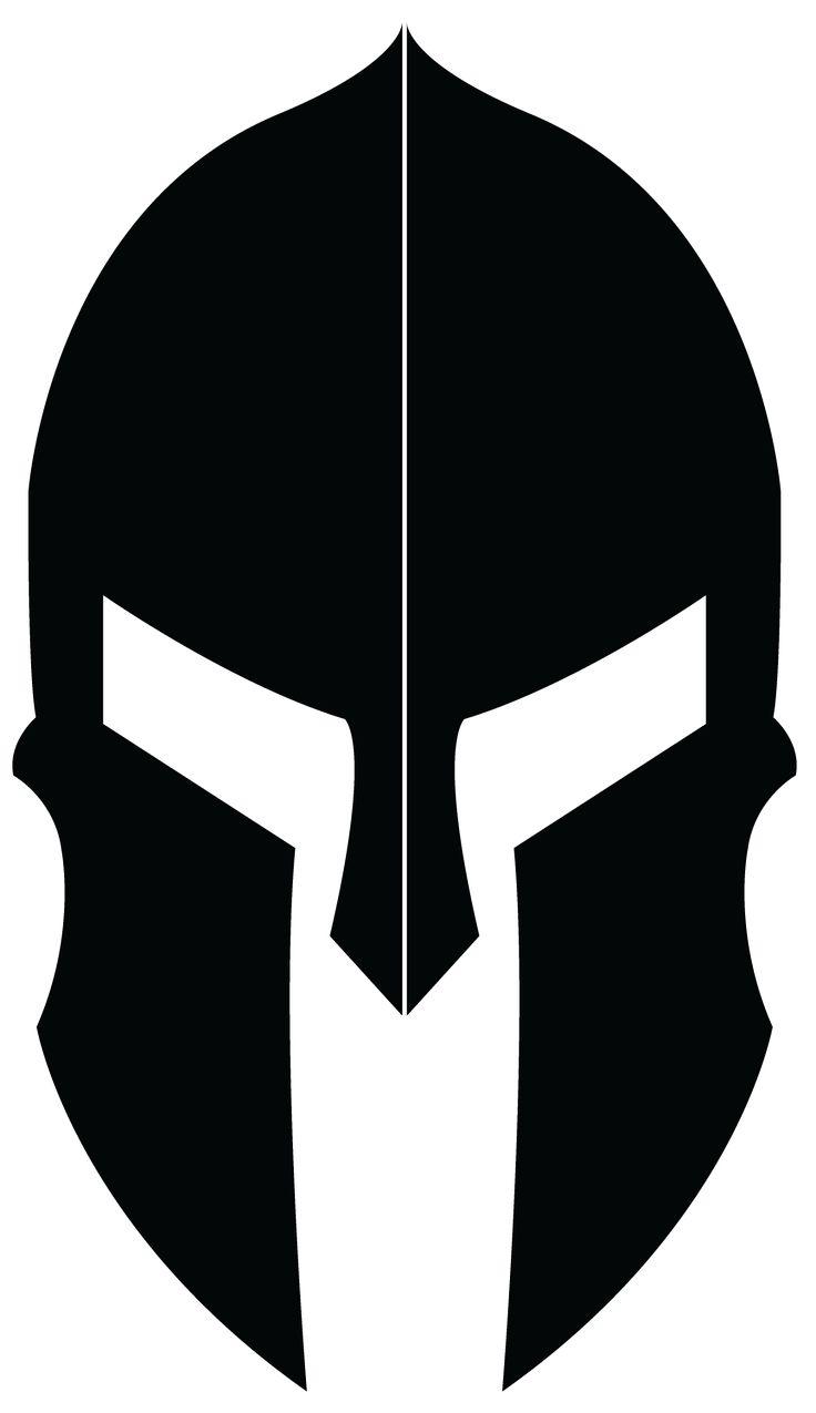Logo design for Spartan Helmet