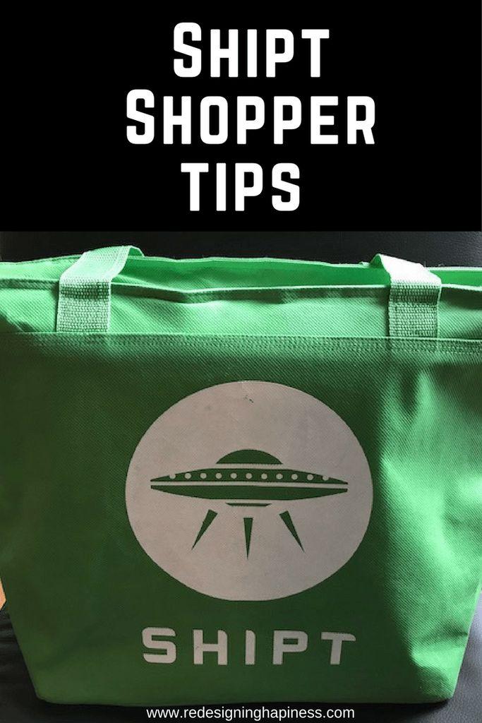 Shipt Shopper Tips