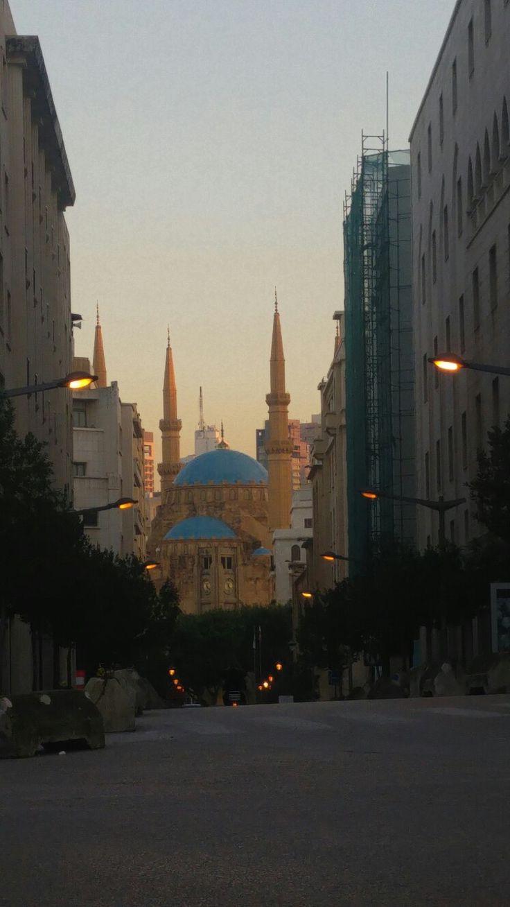 Down Town, Al-Amin Mosque
