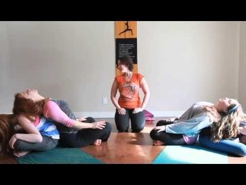 5 Minute partner Yoga - Yoga for Kids