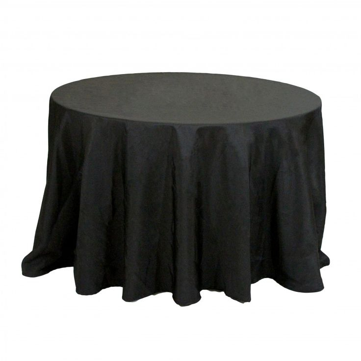 132 round table linens black 404011 wholesale wedding supplies discount wedding