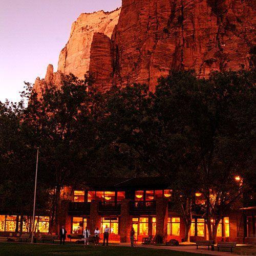 Best 25 Zion National Park Lodging Ideas On Pinterest
