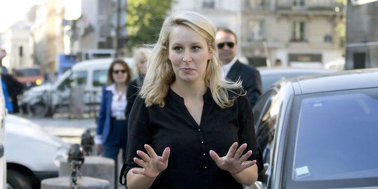 Marion Maréchal-Le Pen se saisit des cas Balkany et Tron pour... s'en prendre à Estrosi