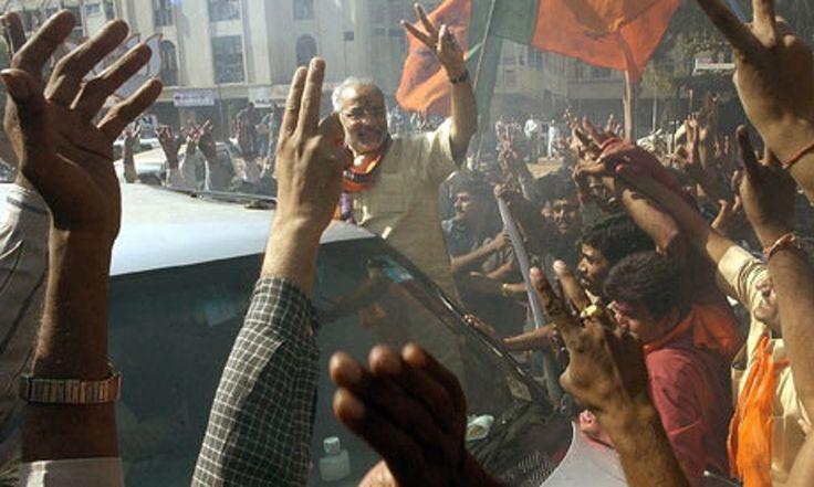 The Gujarat massacre: New India's blood rite Pankaj Mishra Ten years on, we need to consider the links between the anti-Muslim pogrom of 2002 and economic globalisation