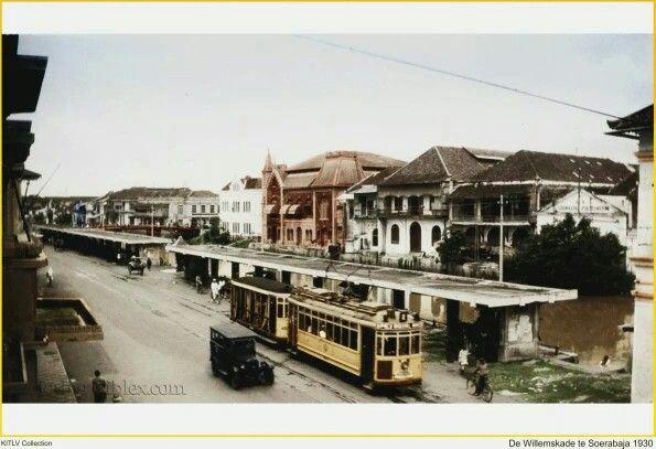 Jembatan Merah 1930