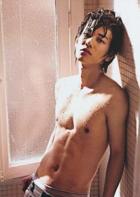 Satoh Takeru <3