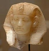 Amenemhat III,the last great ruler of the Middle Kingdom.