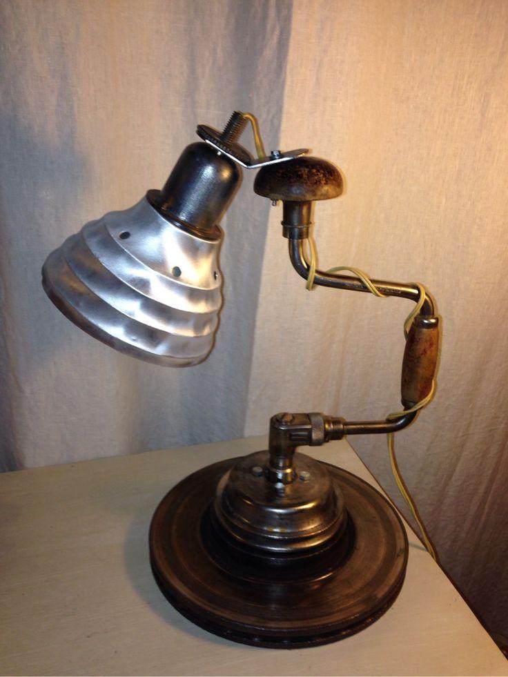 Les 48 meilleures images du tableau lampadaire sur - Lampe industrielle ...