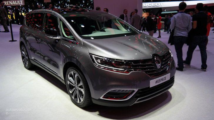 2015 Renault Espace Has a Clio RS 200 Horsepower Engine [Live Photos] http://www.autoevolution.com/news/2015-renault-espace-has-a-clio-rs-200-horsepower-engine-live-photo-87326.html
