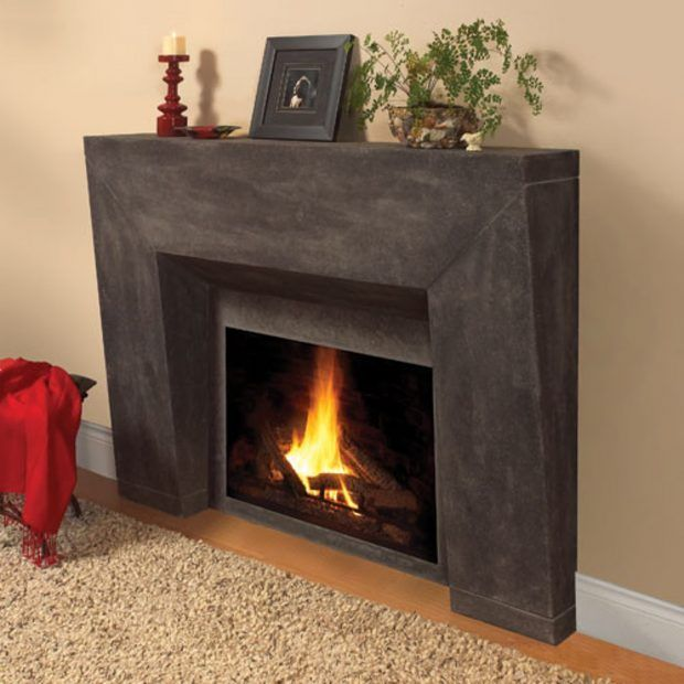how to use a modern fireplace