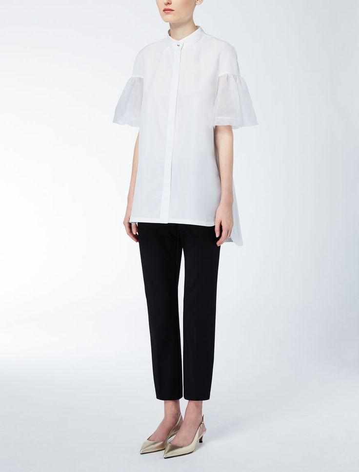 chemises printemps t 2015 max mara pret a proter pinterest shirts max mara and cotton. Black Bedroom Furniture Sets. Home Design Ideas