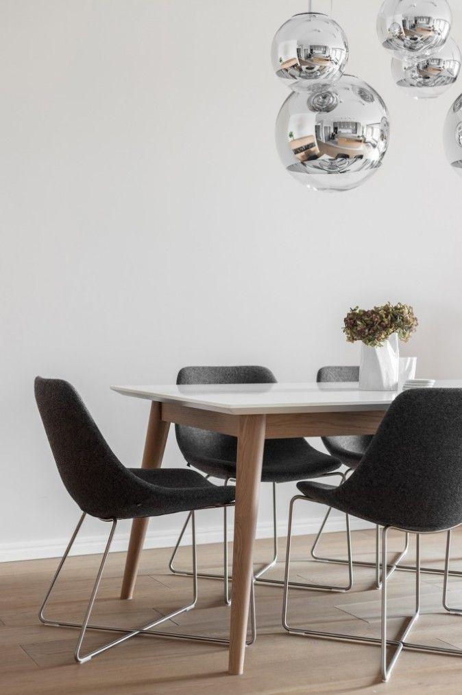 Minimalistyczny apartament w Krakowie - Finchstudio • Projektowanie i aranżacja wnętrz • Wrocław