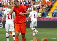 Euro2012-Dinamarca 1 - Holanda 0