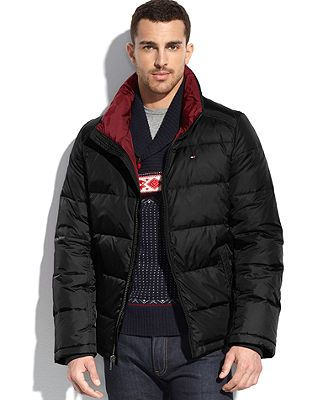COATS & JACKETS - Down jackets Tommy Hilfiger Outlet Pre Order Online xaSnsY
