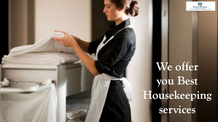 We are offering you best #housekeeping #services.