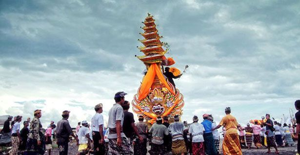 Ngaben: Balinese Cremation Ceremony
