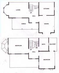 plan maison miniature gratuit