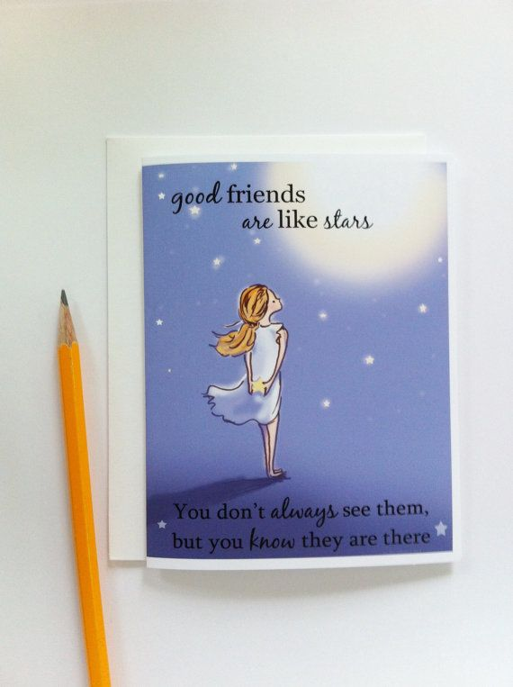 Miss You Card  Friendship Card  Bon Voyage by RoseHillDesignStudio, $4.00