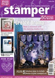 Craft Stamper Magazine Oct 2013