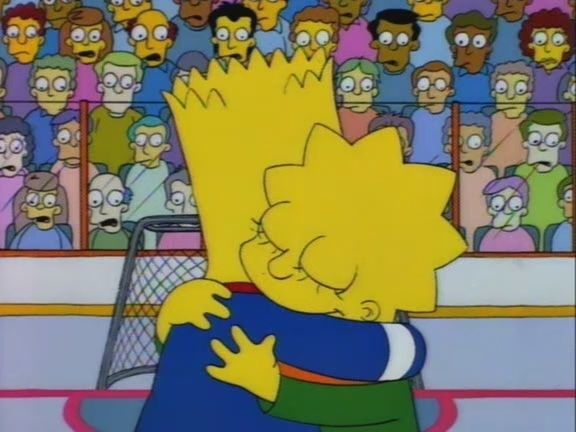 """Lisa on Ice"" 